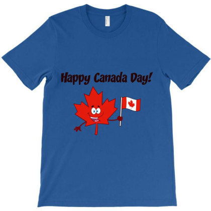 Happy Canada Day T-shirt Designed By Redline77