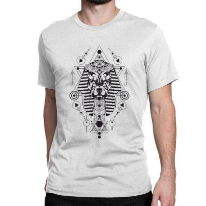 Egyptian Dog Classic T-shirt Designed By Estore