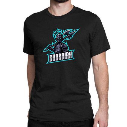 Gurrdian Classic T-shirt Designed By Estore