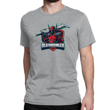 Deathbringer Classic T-shirt Designed By Estore