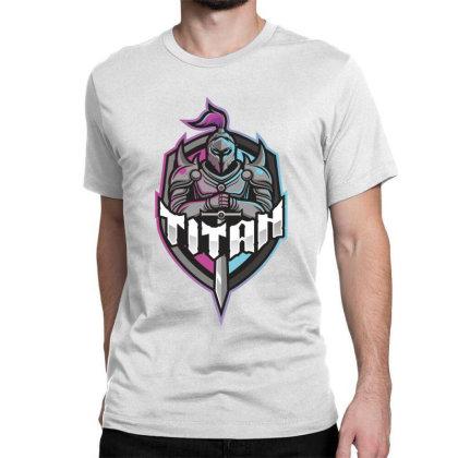 Titan Classic T-shirt Designed By Estore