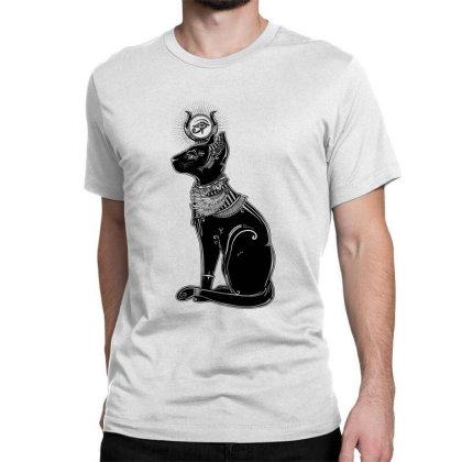 Cat Classic T-shirt Designed By Estore