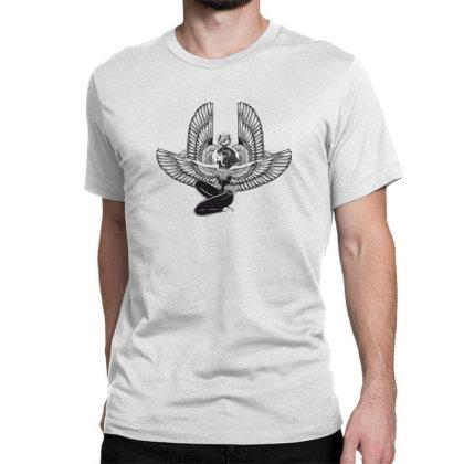 Girl Angel Classic T-shirt Designed By Estore