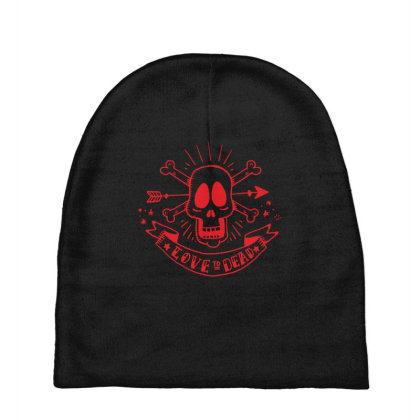 Skull Love To Dead Baby Beanies Designed By Estore