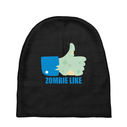 Zombie Like Baby Beanies Designed By Estore