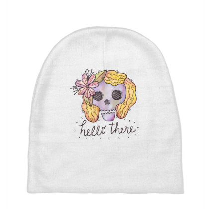 Hello There Baby Beanies Designed By Estore