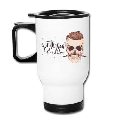 Gentleman Rules Travel Mug Designed By Estore