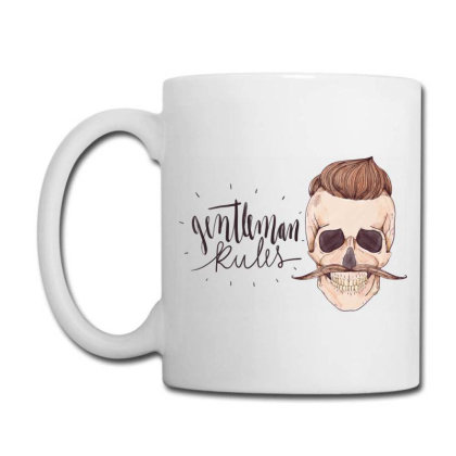 Gentleman Rules Coffee Mug Designed By Estore
