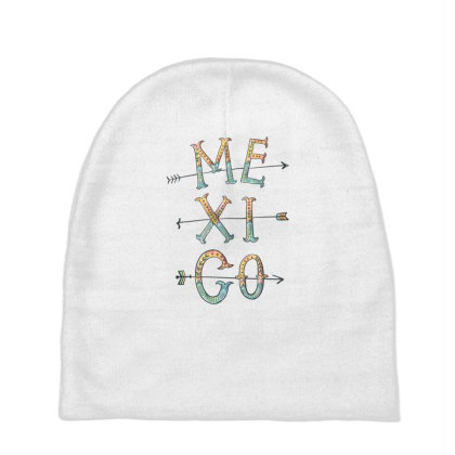 Mexico Baby Beanies Designed By Estore