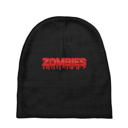 Zombie Baby Beanies Designed By Estore