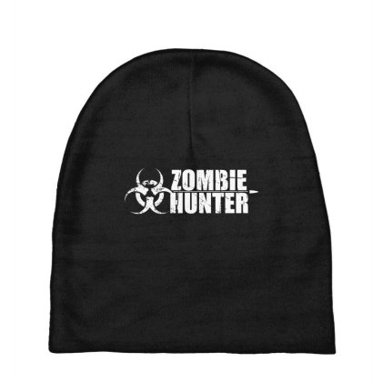 Zombie Hunter Baby Beanies Designed By Estore
