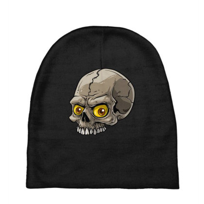 Skull Baby Beanies Designed By Estore