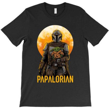 Papalorian T-shirt Designed By Sober Artwerk
