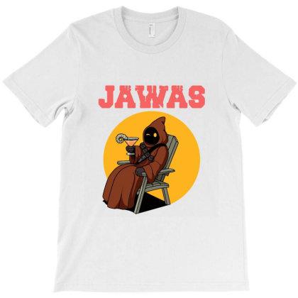 Funny Jawas T-shirt Designed By Redline77