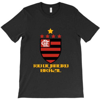 Flamengo T-shirt Designed By Redline77