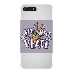 All we need is peace iPhone 7 Plus Case | Artistshot