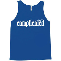 complicated weird strange Tank Top | Artistshot
