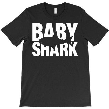 Baby Shark T-shirt Designed By Badaudesign