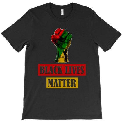 Black Lives Matter T-shirt Designed By Vanitty