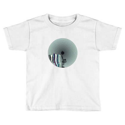 Aqua Toddler T-shirt Designed By Disgus_thing