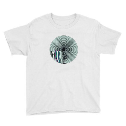 Aqua Youth Tee Designed By Disgus_thing