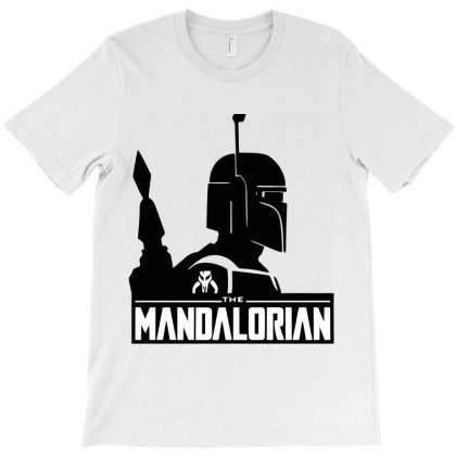 The Mandalorian T-shirt Designed By Mazikos