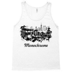monochrome black white color Tank Top | Artistshot