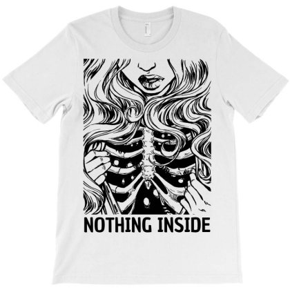 Heart Soul Love Nothing T-shirt Designed By Designisfun