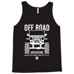 off road offroad adventure urban Tank Top | Artistshot