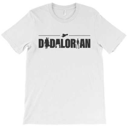 The Dadalorian T-shirt Designed By Mazikos