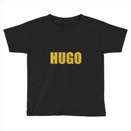 Hugo, Quality Shirt, Hugo Mug, Victor Hugo, Victor Hugo Mask... Toddler T-shirt Designed By Word Power