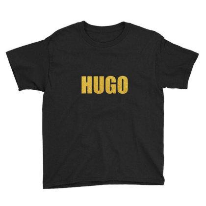 Hugo, Quality Shirt, Hugo Mug, Victor Hugo, Victor Hugo Mask... Youth Tee Designed By Word Power