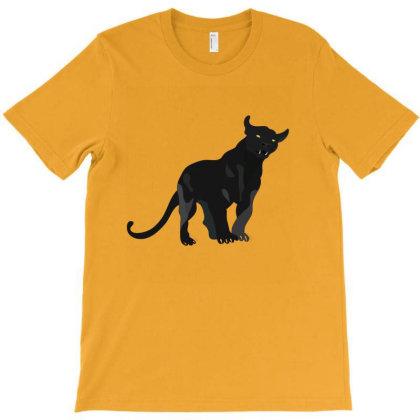 Jaguar T-shirt Designed By Rococodesigns