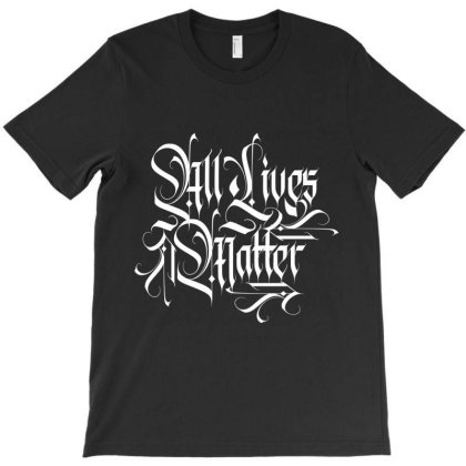 All Lives Matter Face Mask T-shirt Designed By Tiococacola