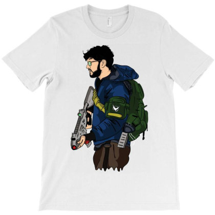 Division2 T-shirt Designed By Abhi_4hek