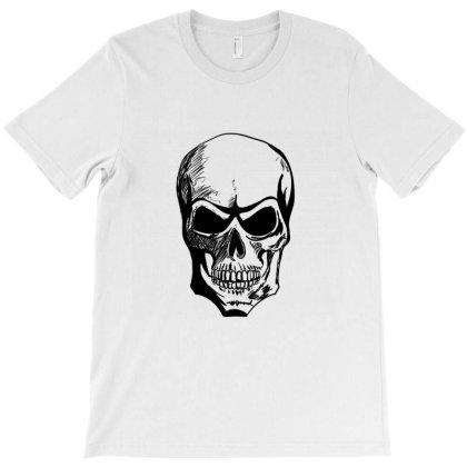 Skull T-shirt Designed By Abhi_4hek