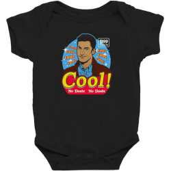 Cool Cool Cool Baby Bodysuit Designed By Flatcher
