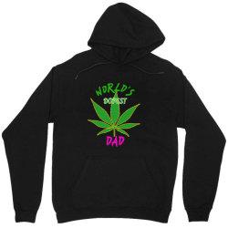 worlds dopest dad shirt Unisex Hoodie | Artistshot