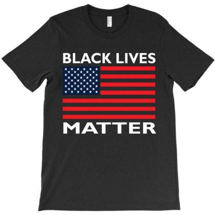 Black Lives Matter T-shirt Designed By Sabriacar