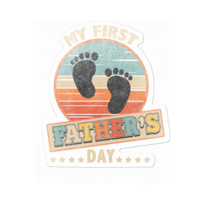 Father's Day, Daddy, Dad Sticker Designed By Cuser2870