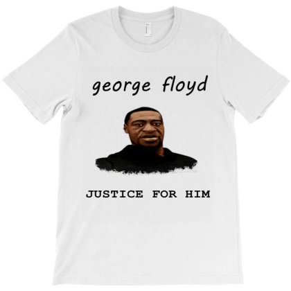 George Floyd T-shirt Designed By Elegance99