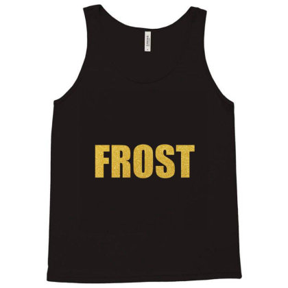 Frost, Quality Shirt, Frost Mug, Robert Frost, Robert Frost Mask... Tank Top Designed By Word Power