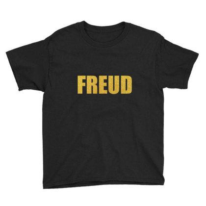 Freud, Quality Shirt, Freud Shirt, Sigmund Freud, Lucian Freud, Mug... Youth Tee Designed By Word Power
