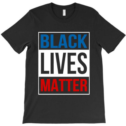 Black Lives Matter 2 T-shirt Designed By Creative Tees