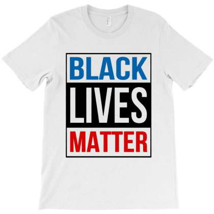 Black Lives Matter T-shirt Designed By Creative Tees