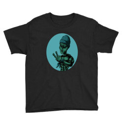 Alien Rap Funny Youth Tee Designed By Chris299