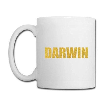 Darwin Shirt, Darwin Mug, Bronte Gifts, Charles Robert Darwin... Coffee Mug Designed By Word Power