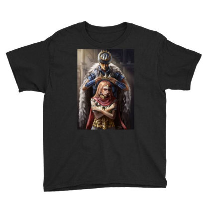 The Coronation Youth Tee Designed By Don.i.lia