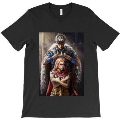 The Coronation T-shirt Designed By Don.i.lia
