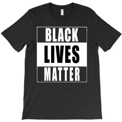 Black Lives Matter T-shirt Designed By Meza Design